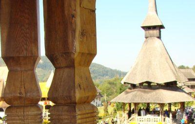 MARAMURES Manastirea Barsana