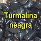 TURMALINA NEAGRA Pietre rulate