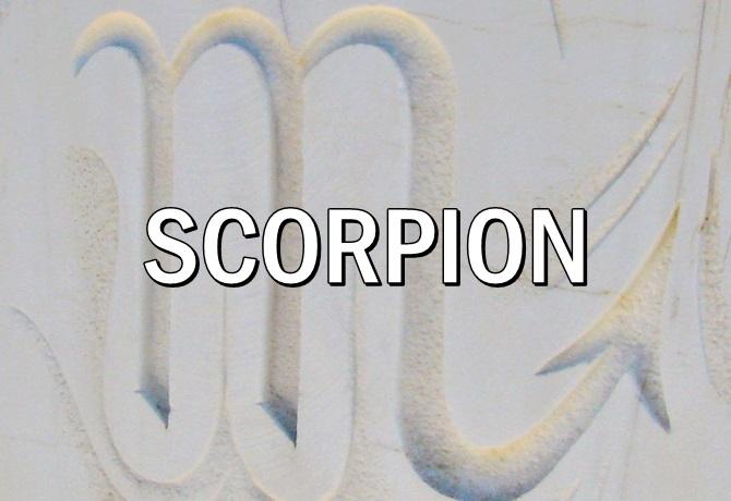 Zodia Scorpionului
