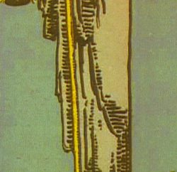 Arcana majora IX EREMITUL