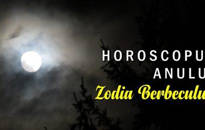 Horoscop Anual BERBEC