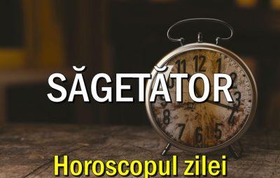 Horoscop zilnic SAGETATOR