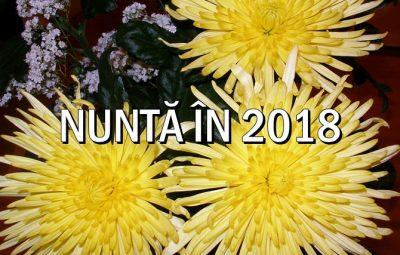 Calendarul nuntilor ACVARIA
