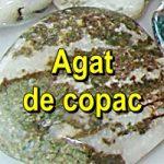 AGAT DE COPAC Pietre rulate