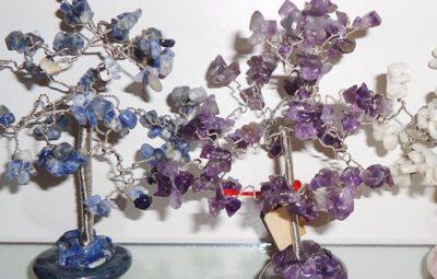 Efectele cristalelor