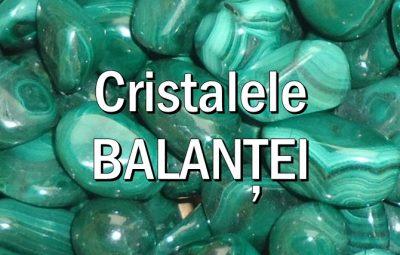Pietre si cristale norocoase pentru Balanta
