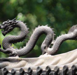 ZODIAC CHINEZESC ANUL DRAGONULUI