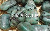 CRISTAL NATURAL SMARALD
