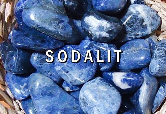 CRISTAL NATURAL SODALIT