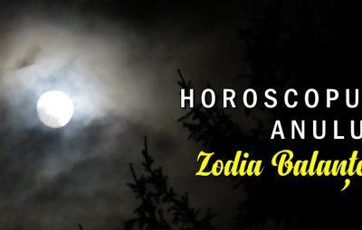 Horoscop 2018 ZODIA BALANTA