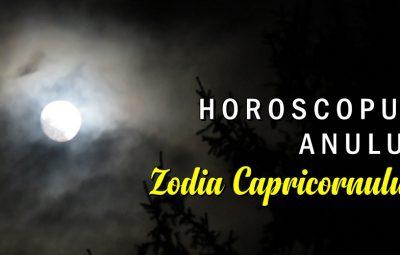 Horoscop 2018 ZODIA CAPRICORN