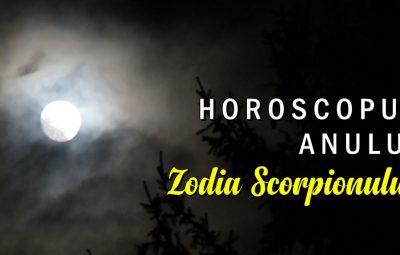 Horoscop 2018 ZODIA SCORPION