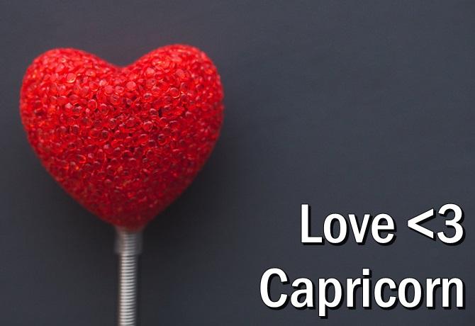 Iubirea Capricornului