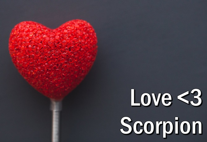 Iubirea Scorpionilor