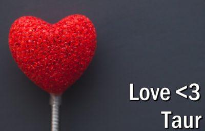 Cum iubeste un Taur