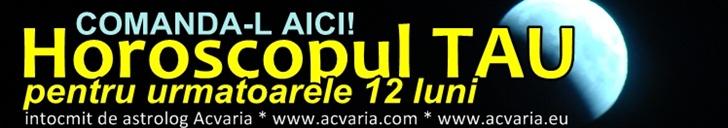 Horoscop previzional personalizat by ACVARIA