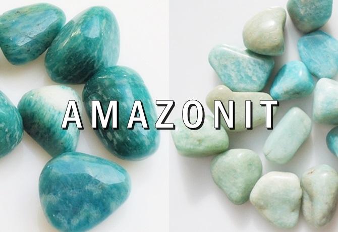 Despre piatra de AMAZONIT