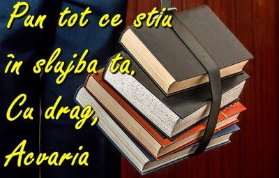 Acvaria - astrolog roman