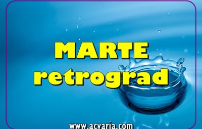 MARTE RETROGRAD