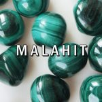 MALAHIT Pietre rulate