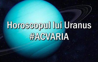 Horoscopul lui Uranus in Taur ACVARIA