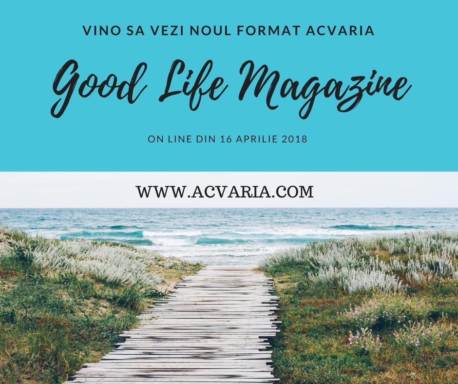 Lansare Acvaria
