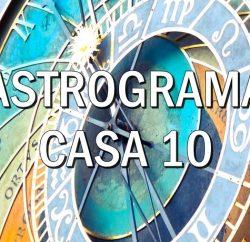 Casa astrologica X