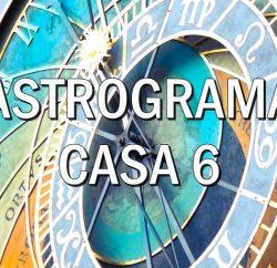 Casa astrologica VI