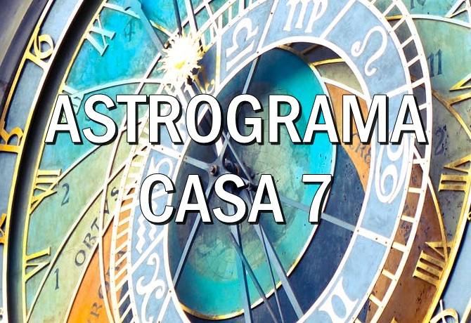 Casa astrologica VII