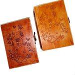 Casete de bijuterii si cutii din lemn