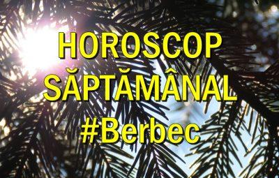 Horoscop saptamanal Berbec