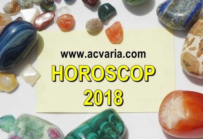 Horoscop 2018 ACVARIA