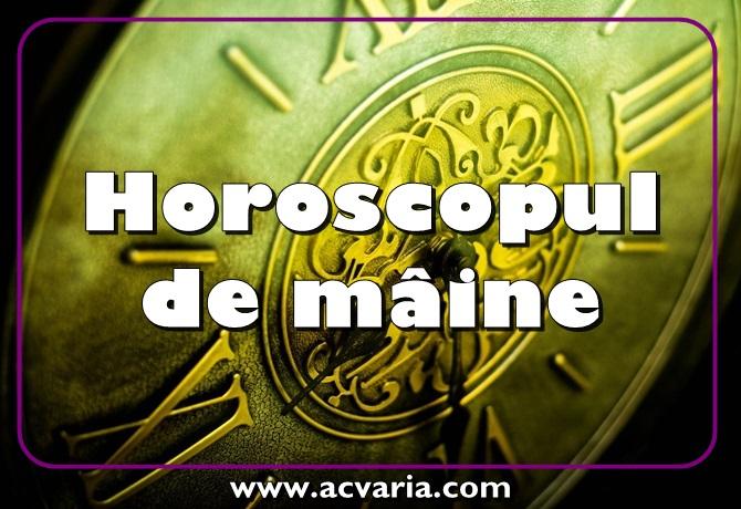 horoscop acvaria saptamanal libran