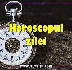 Horoscop zilnic ACVARIA.COM