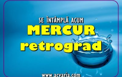 Mercur retrograd