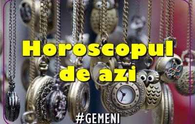 Horoscopul zilei GEMENI * ACVARIA.COM