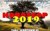 Horoscop 2019 zodia Scorpionului