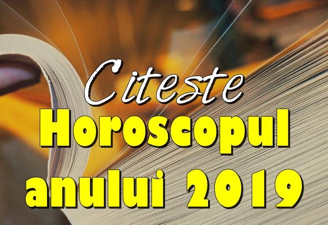 HOROSCOP ACVARIA 2019