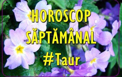 Horoscopul saptamanii TAUR