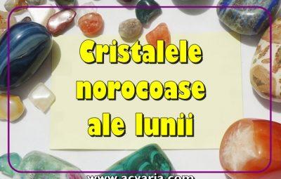 CRISTALE NOROCOASE