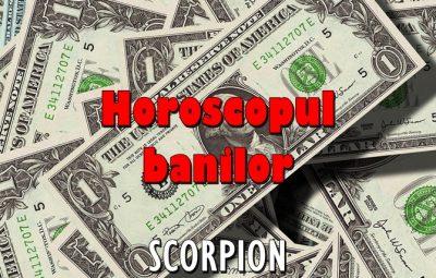 Horoscopul banilor zodia Scorpion