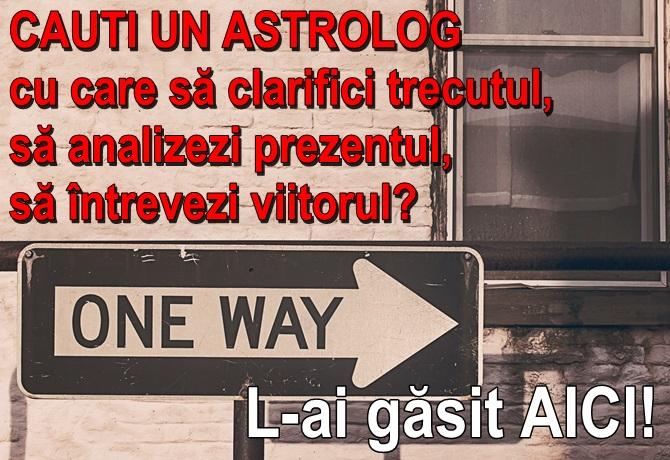 Consultatii astrologice ACVARIA