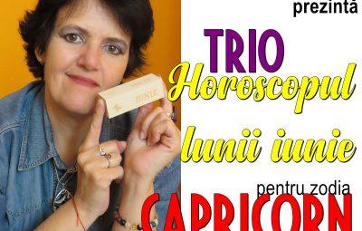 HOROSCOP IUNIE CAPRICORN