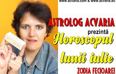 Horoscop iulie 2019 FECIOARA
