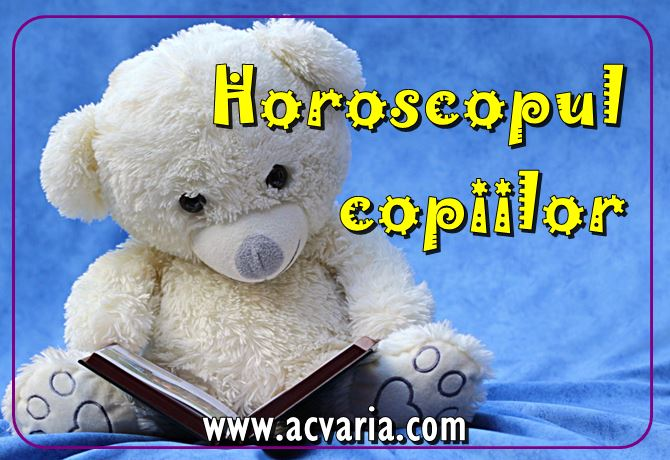 Horoscopul copiilor