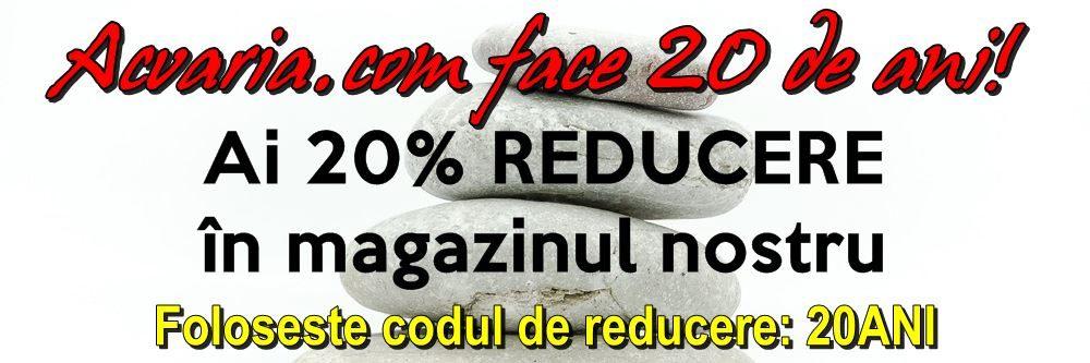 20% REDUCERE
