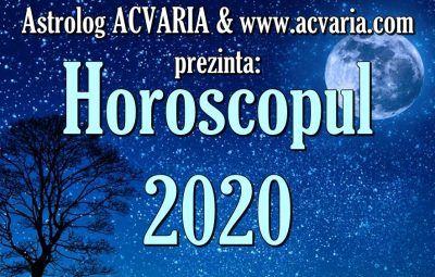 Horoscop 2020 toate zodiile