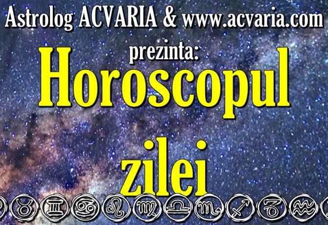Horoscop zilnic