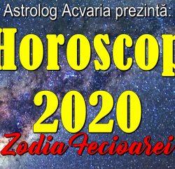 Horoscopul 2020 Fecioara