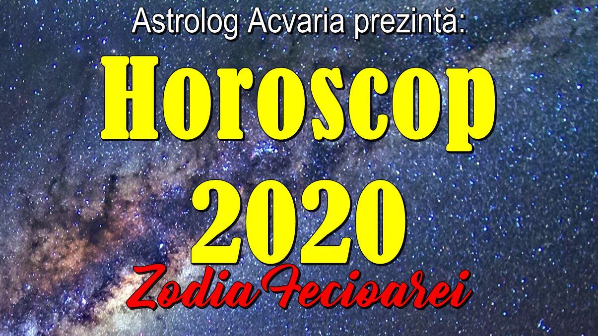 Horoscop 2020 Zodia Fecioarei